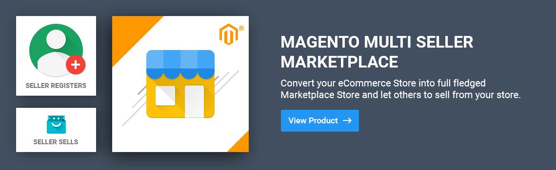 Magento Marketplace Multi Vendor Module
