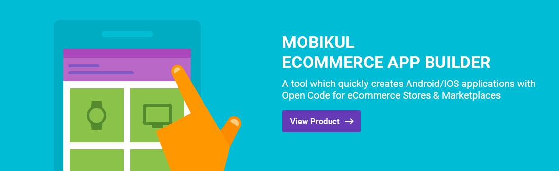 Mobikul Mobile App Builder