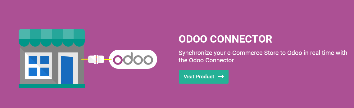 Odoo Connector
