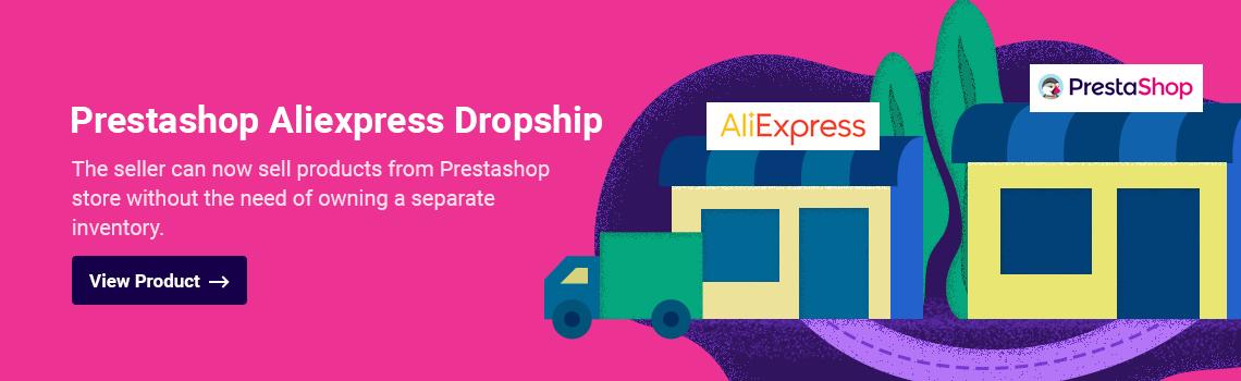 Prestashop Aliexpress Dropshipping