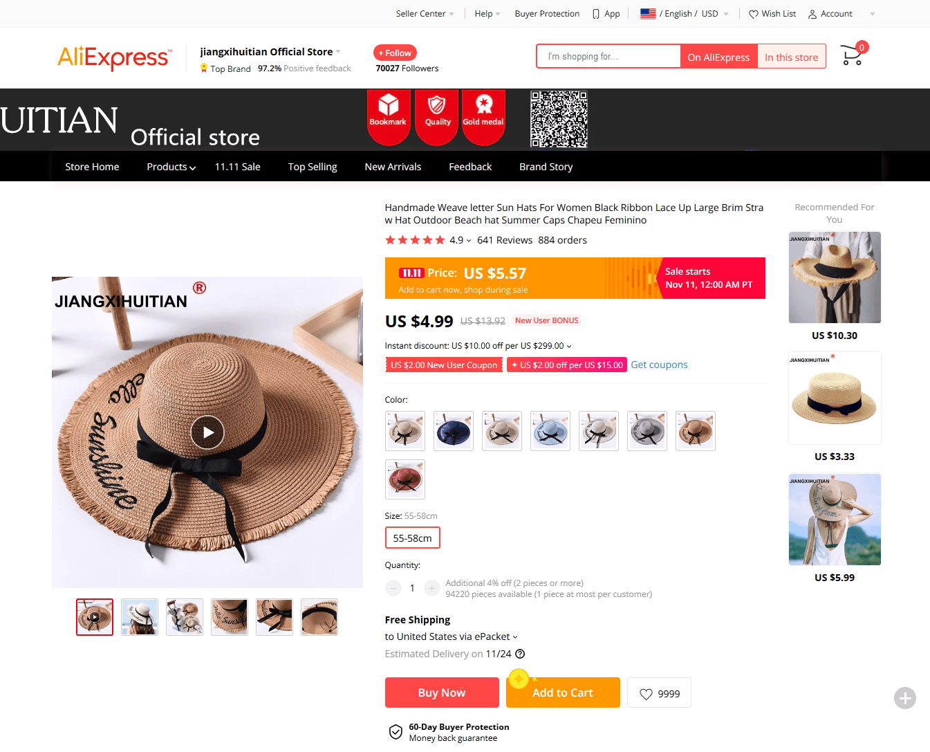 AliExpress Product Importer