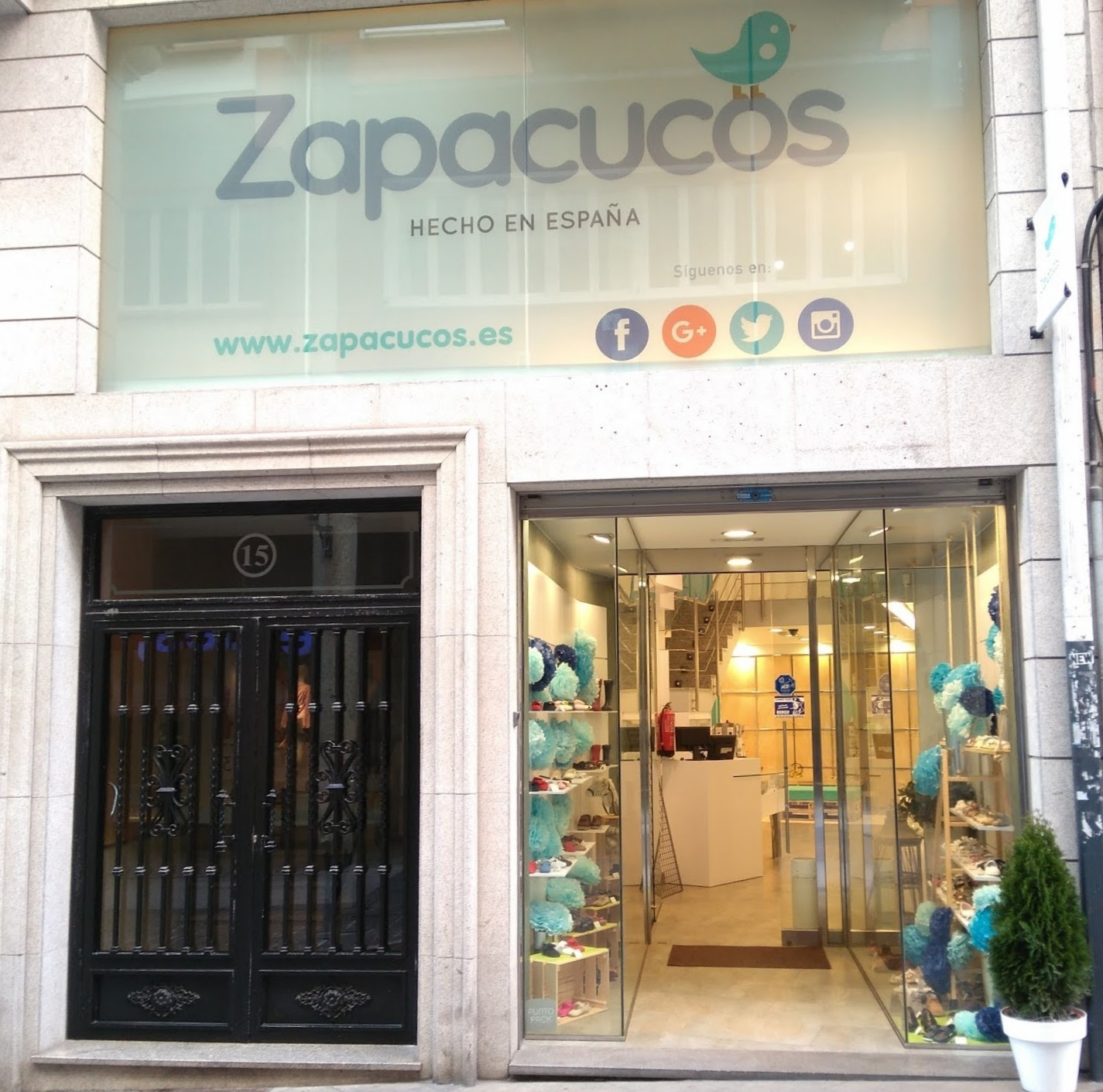 Zapacucos-store