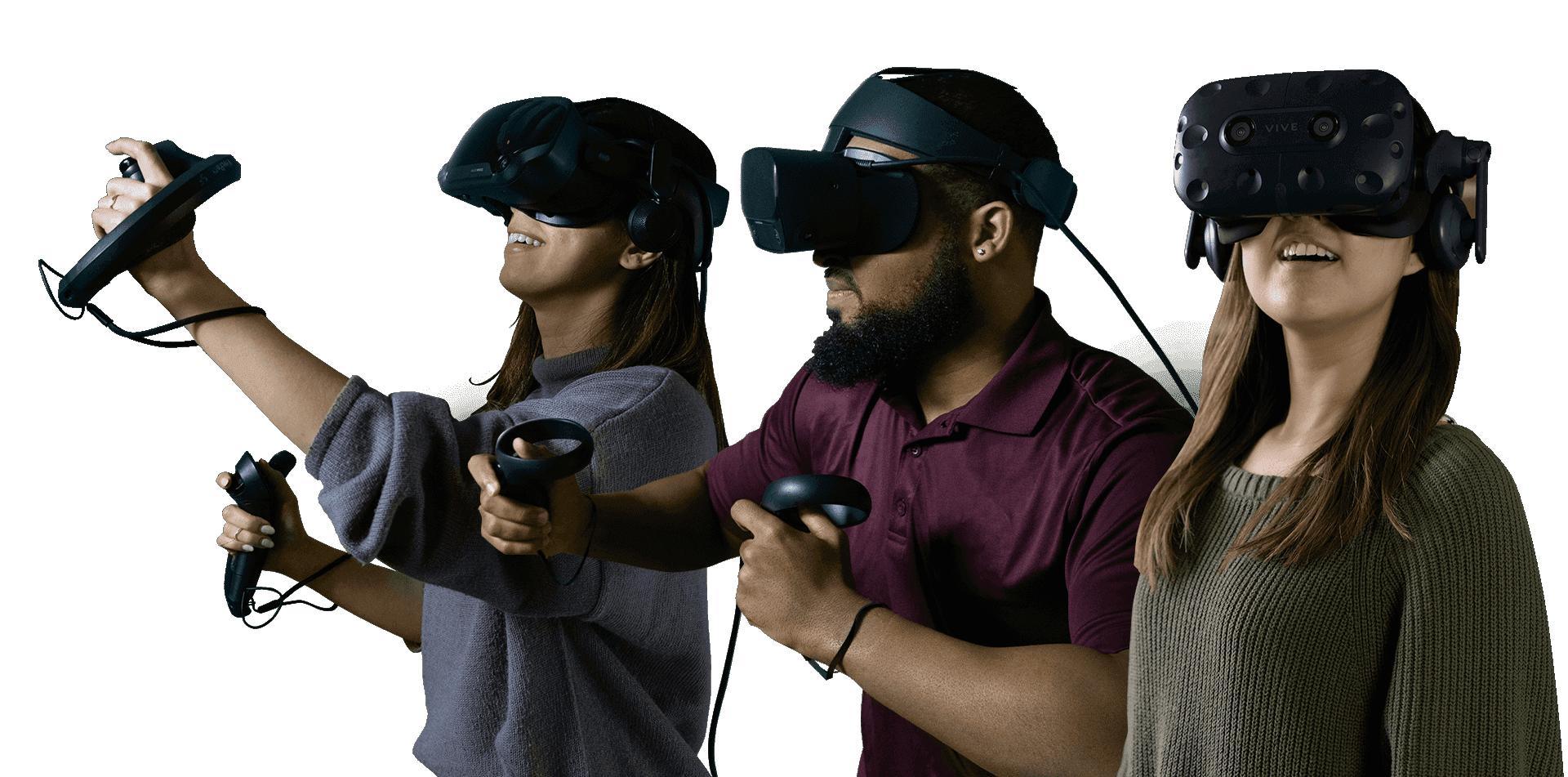 VIVE VR Support