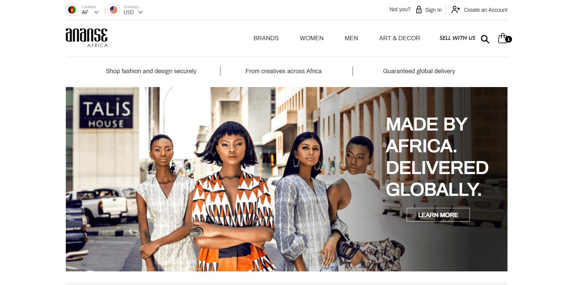 ANANSE AFRICA