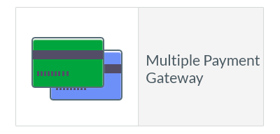 Multiple Payment Gateway