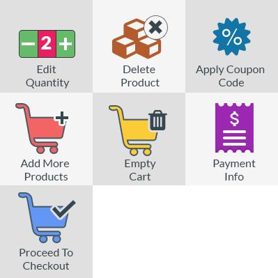 User-Friendly Shopping Cart