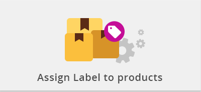 Assign Label To Products