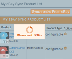 sync product