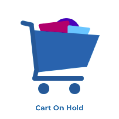 Cart on Hold