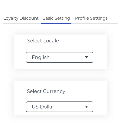 Currency And Locale