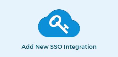 Add New SSO Integration