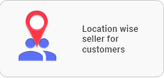 Location wise seller for customer –