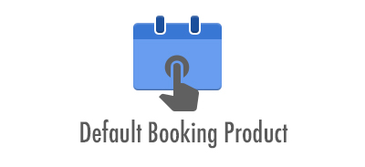 Default Booking Product: