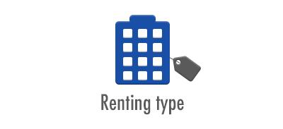 Renting type: