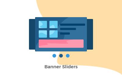Banner sliders