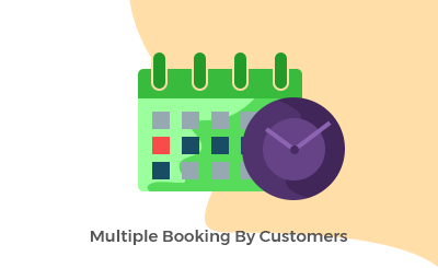 Multiple Booking By Customers