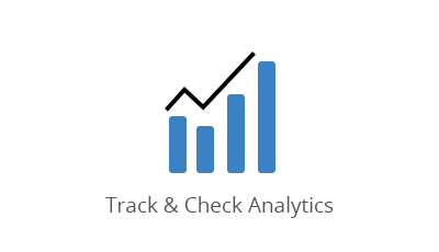 Track & Check Analytics