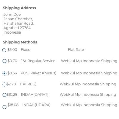 Customer Workflow