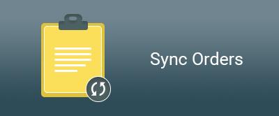 Sync Orders