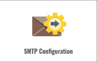 SMTP Configuration