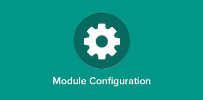 Module Configuration: