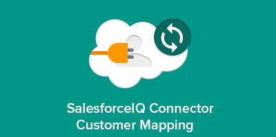 SalesforceIQ Connector Customer Mapping: