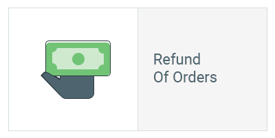 Refund Of Orders
