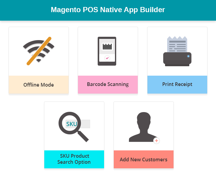 Magento POS Native App Builder