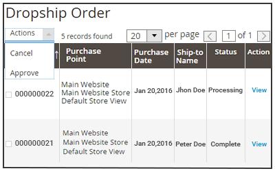 warehouse order management