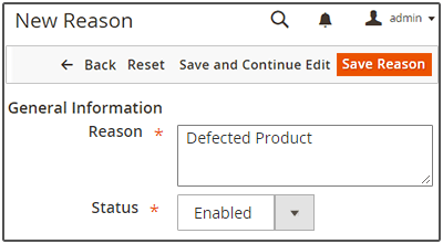 Magento 2 Product Return RMA