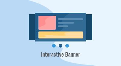 Interactive Banner