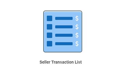 Seller Transaction List