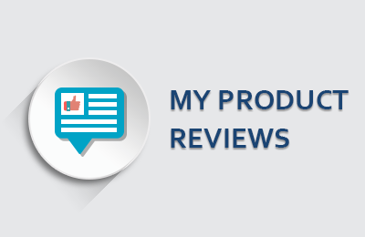 My Product Reviews