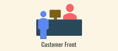Customer Front