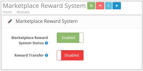 Reward Points Management (Admin End)