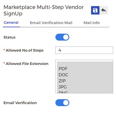 Configurations: Admin Permissions