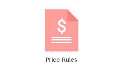 Shipping Method Price Rule