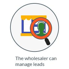 Wholesaler Lead Management :