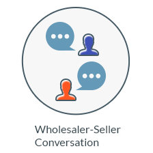 Wholesaler-Seller Conversation :