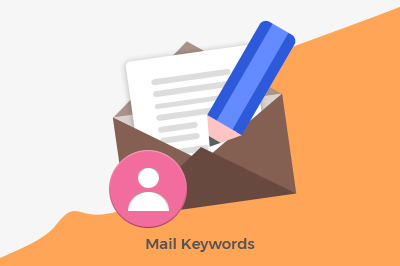 Mail Keywords
