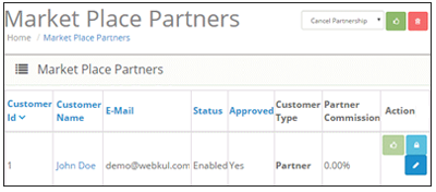 admin partner management