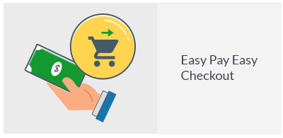 Easy Pay Easy Checkout