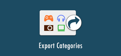 Export Categories