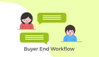 Buyer End Workflow