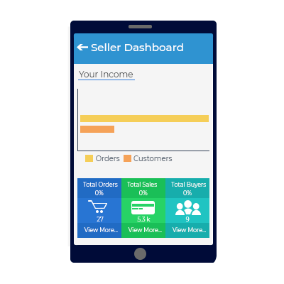 Seller Dashboard