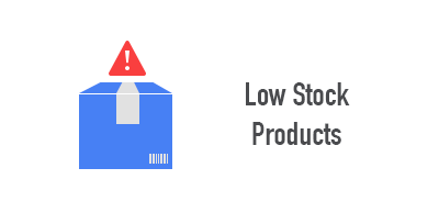 Low Stock Products