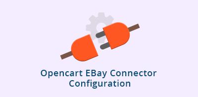Opencart eBay Connector Configuration