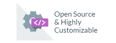 Open Code and Highly Customizable