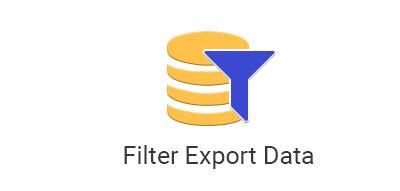 Filter Export Data
