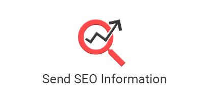 Send SEO Information